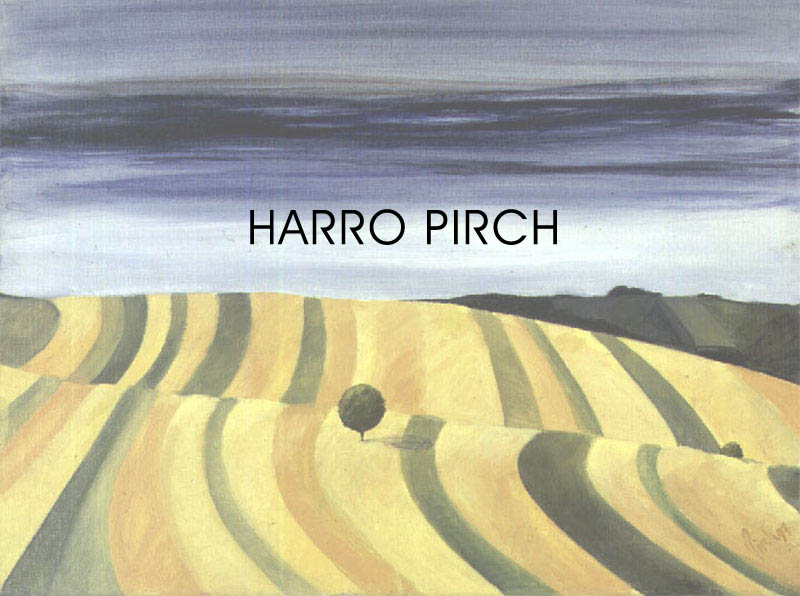 Homepage von Harro Pirch